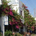 Hotel Eleftheria Parikia Foto