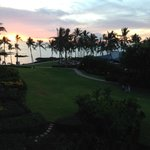 View from room's lanai