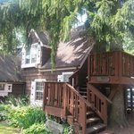 صورة فوتوغرافية لـ ‪Lazy Cloud Lodge Bed and Breakfast‬