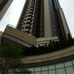 Crowne Plaza Hong Kong Kowloon East: Exterior
