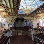 Foto di Palace of Catalan Music (Palau de la Musica Catalana)