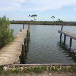 Dock/Boat Ramp on Site