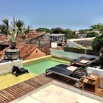 Perfect roof pool 1
