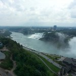 View of the American Falls from room 2901