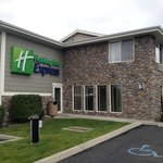 Bild från Holiday Inn Express Lewiston