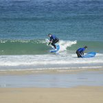 Foto van Baleal Surf Camp