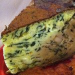 Amazing Quiche - maybe not a regular quiche - but excellent