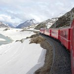 Bernina Express Foto