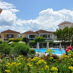 Foto de Alkyon Apartments & Villas Hotel