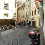 Charming Prague Apartments At the Black Starの写真