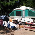 Foto de Pack Creek Campground