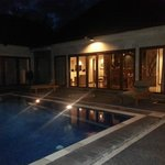 Villa Maia _by night