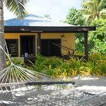 Foto de Ratu Kini's Backpackers and Dive Resort