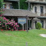 Mohonk Mountain House resmi
