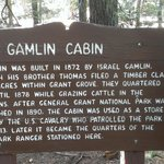 History of Cabin