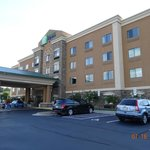 صورة فوتوغرافية لـ ‪Holiday Inn Express Hotel & Suites Mount Airy South‬