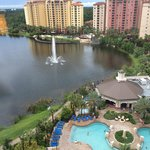 صورة فوتوغرافية لـ ‪Wyndham Grand Orlando Resort Bonnet Creek‬