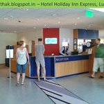 Foto van Holiday Inn Express Luzern