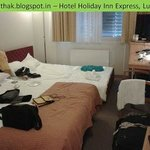 Foto de Holiday Inn Express Luzern