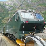 Photo de The Flam Railway