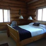 Foto de The Log House Inn