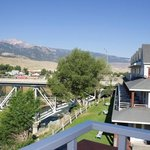 Yellowstone's Absaroka Lodge resmi