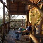Bilde fra Bona Ntaba Self Catering Tree House Lodge