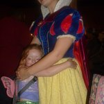 Meeting snow white