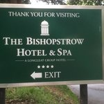 Photo de Bishopstrow House