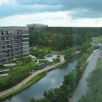 Foto van Woodlands Waterway Marriott Hotel and Convention Center