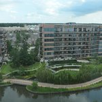 Foto de Woodlands Waterway Marriott Hotel and Convention Center