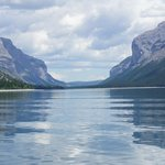 Photo de Lake Minnewanka