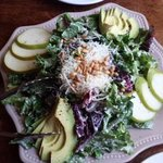 fabulous avocado pear salad