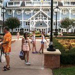 Photo de Disney's Beach Club Villas