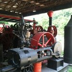 Really Cool Steam Engines! My husband couldn't get enough of looking at them.
