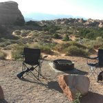 Foto de Devil's Garden Campground