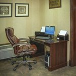 Business Center for Guests Free of Charge