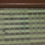 Carpet stains - typical across entire room