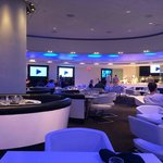 inside the Diamond Club