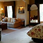 Suite at the Park Hotel Kenmare