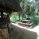 Stone Camp in Mkhaya Game Reserve의 사진