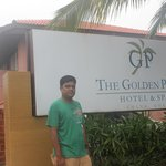 Foto di The Golden Palms Hotel & Spa, Colva