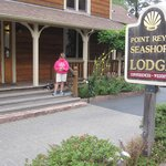 Foto de Point Reyes Seashore Lodge