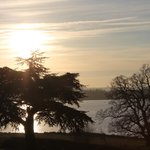 View over Rutland Water