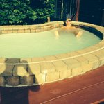 My private hotub...almost..