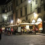 """Piazza del Duomo"" on a summer night in 2014 to avoid heat and crowds."