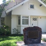 Nixon's childhood home