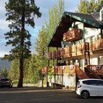 Foto de Honey Bear Lodge & Cabins