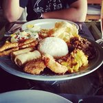 Post-spa Lunch Session - Nasi Campur