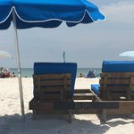Ike's Beach Service is available daily (additional charge-- separate provider)